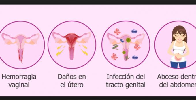 COMO PUEDO SABER SI ESTOY EMBARAZADA DESPUÉSDE UN ABORTO.